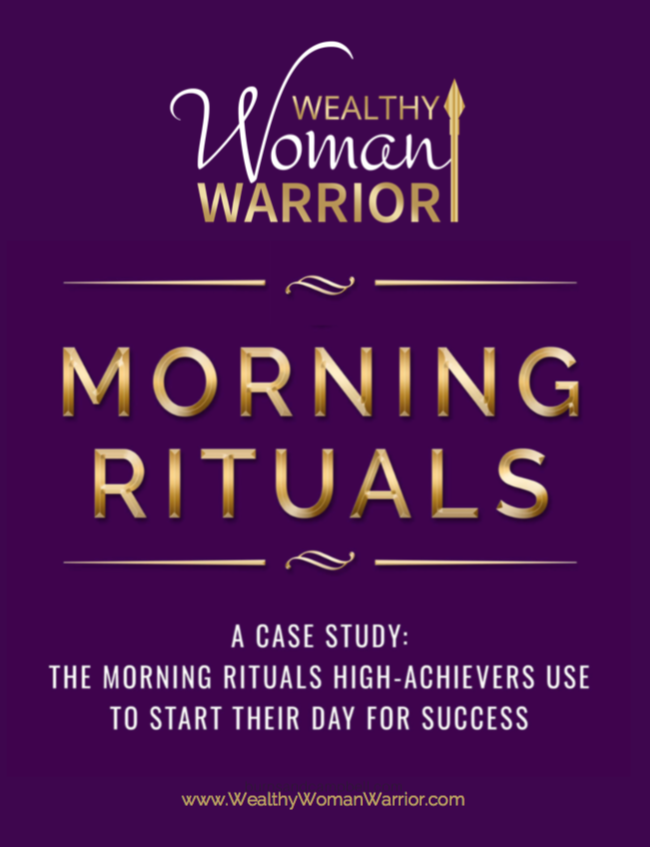 Morning Rituals Case Study Graphic